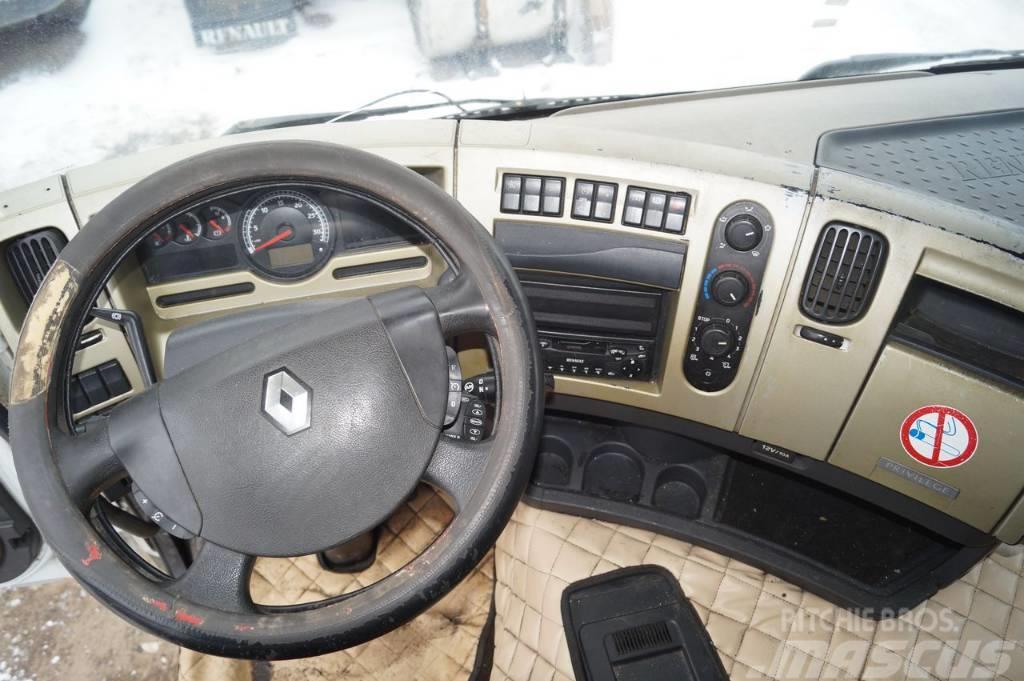 Renault Premium DXI / RHD to LDH change / full set