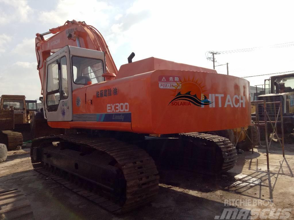 Hitachi EX 300