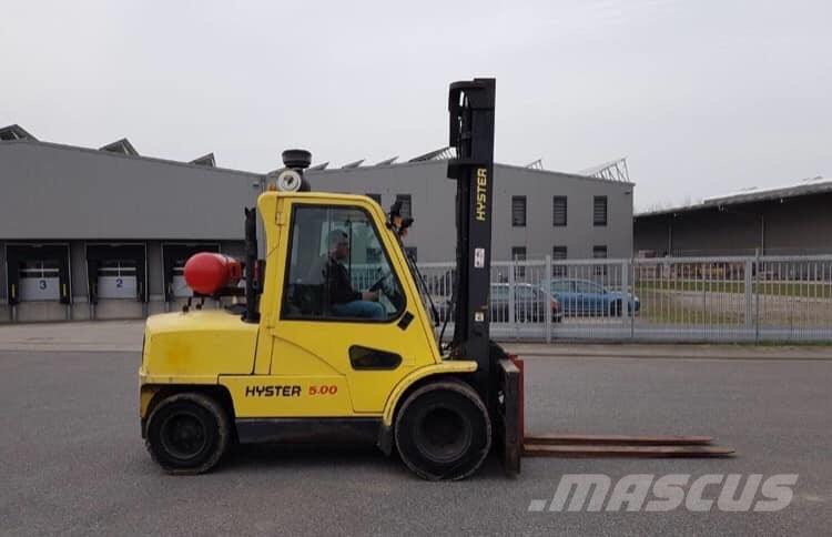 Hyster 5.00