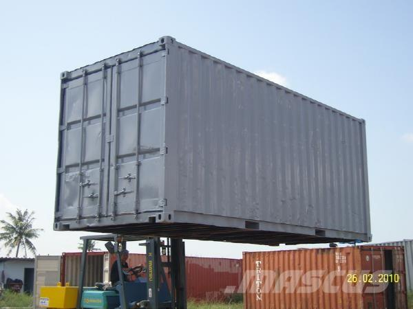 -, Specialcontainers