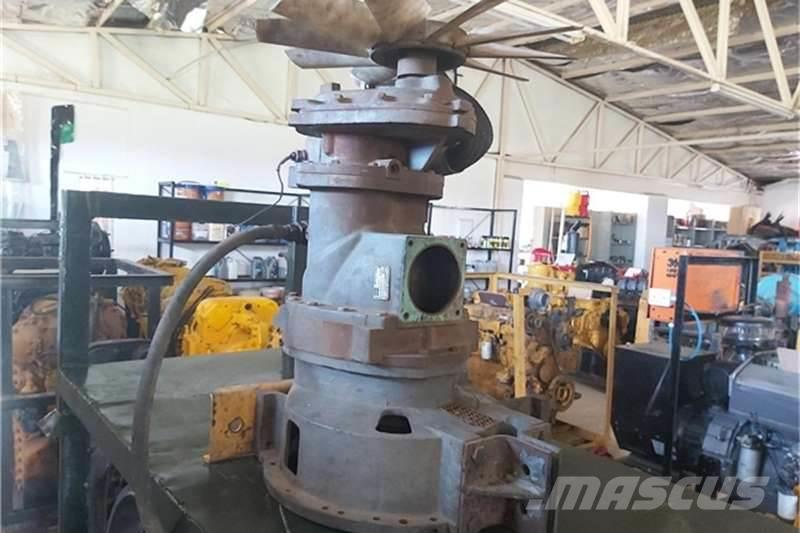 Atlas Copco Compressor Head Air End