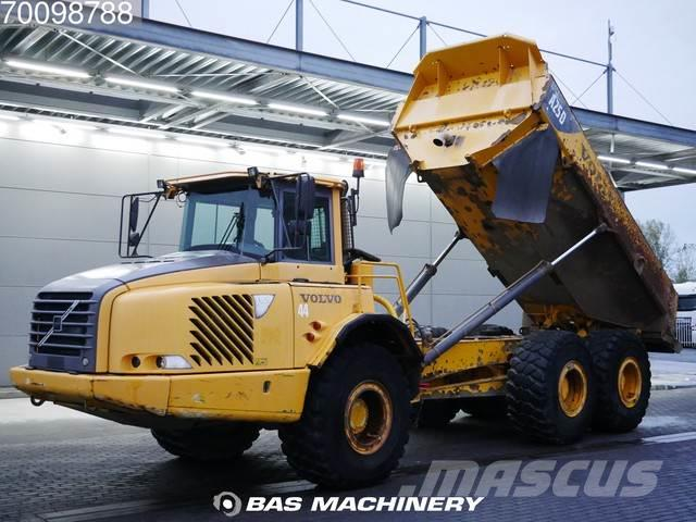 Volvo A25D Good tyres