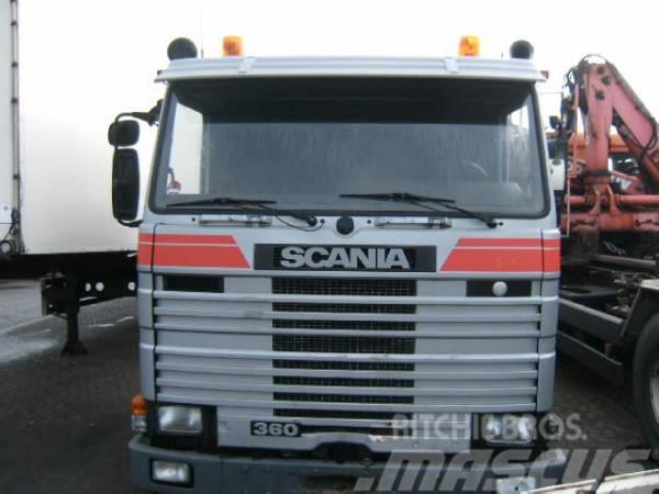 Scania Fahrerhaus 112