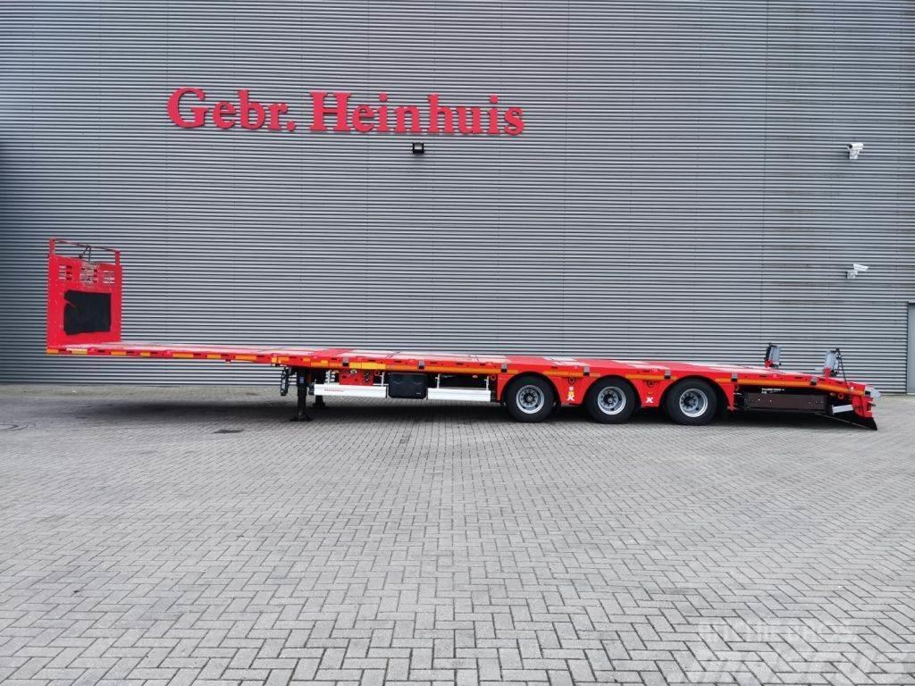 Kässbohrer LB3E 5.8 M Extand. Liftaxle Mega Like New!