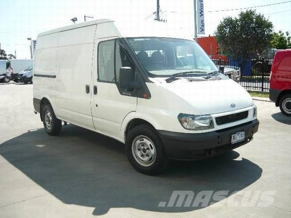 ford transit mid mwb vh panel vans price 13 932 year. Black Bedroom Furniture Sets. Home Design Ideas