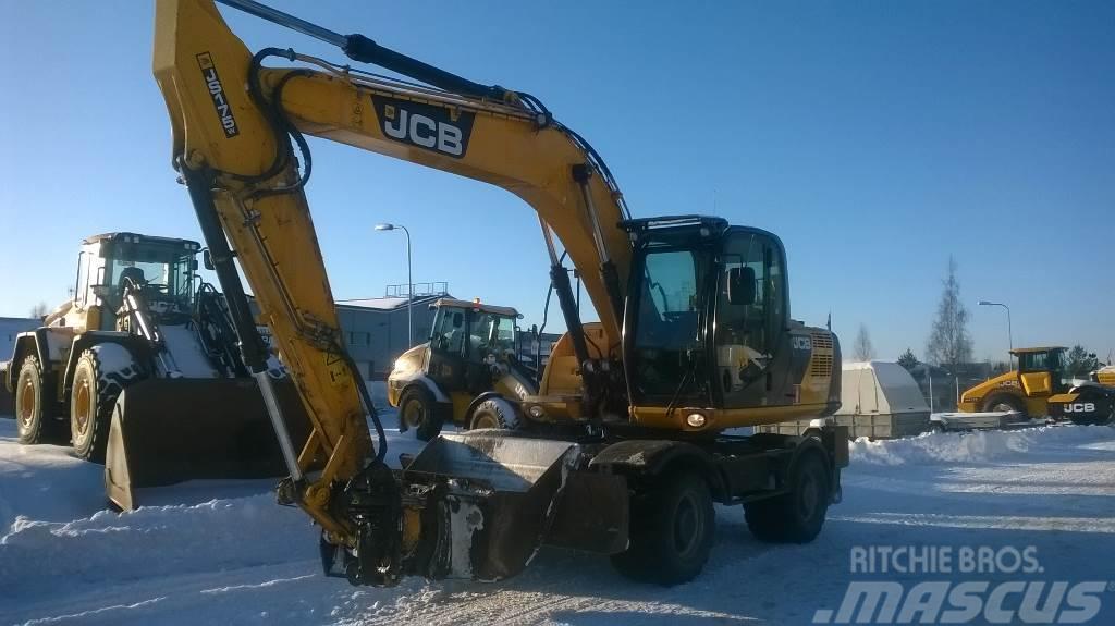 JCB JS 175 W