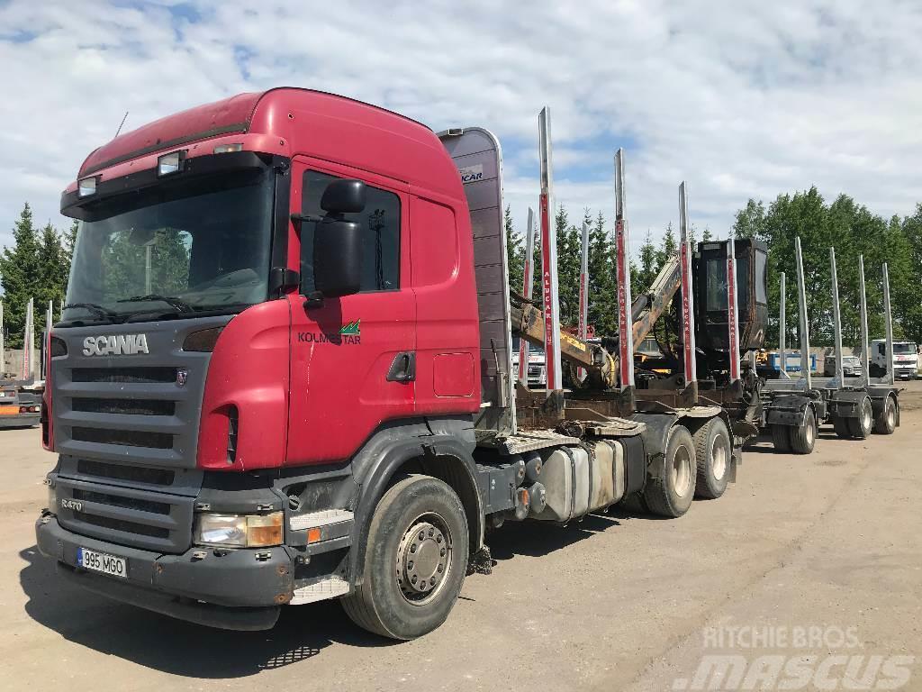 Scania R 470 LB 6x4