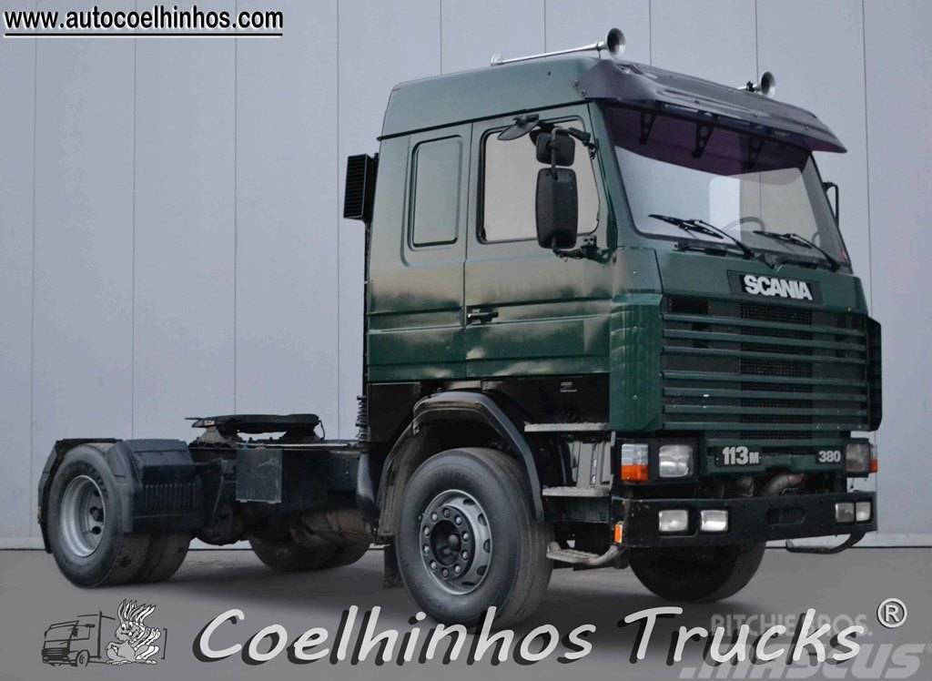 Scania 113M 380