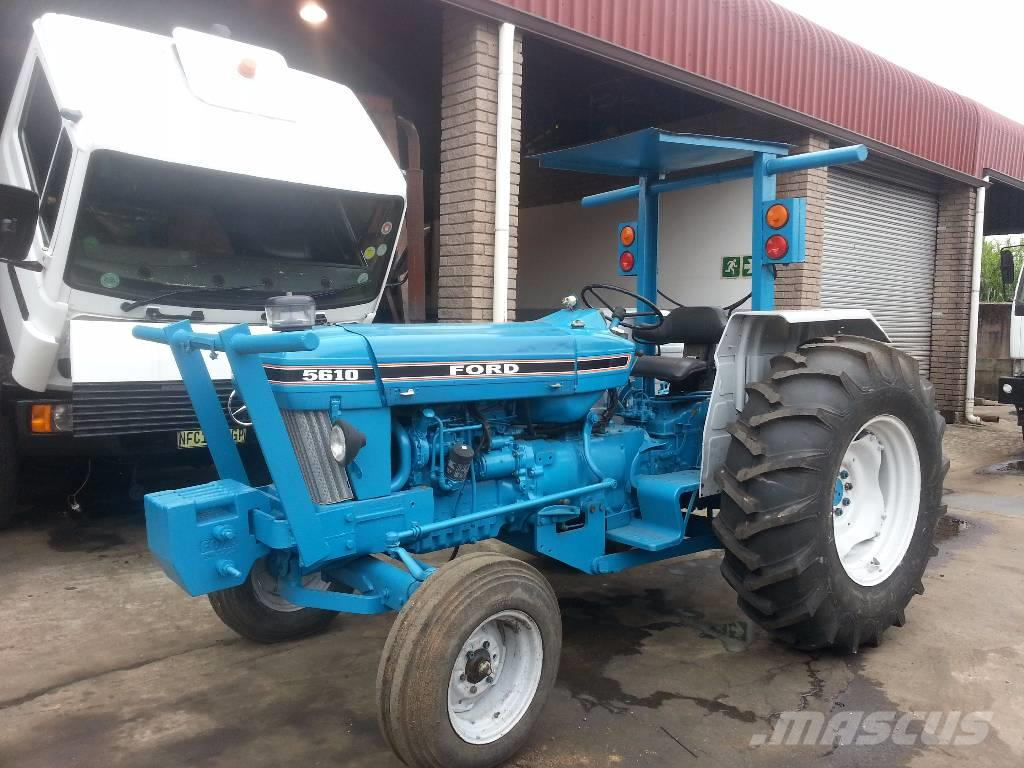 Ford 5610 4X2 tractor 1993