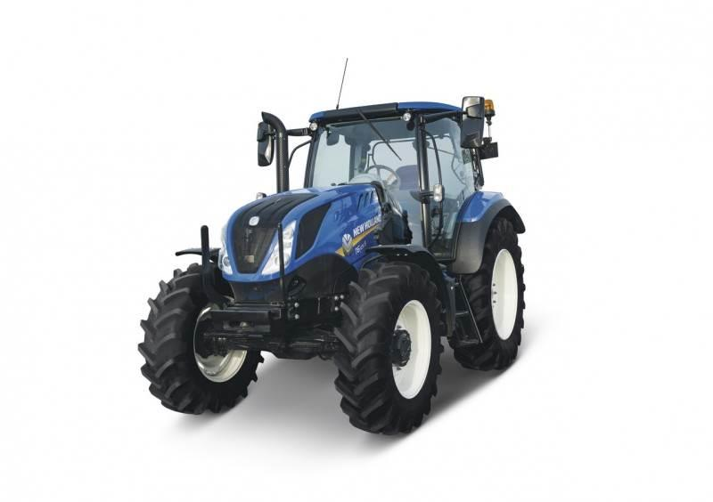 New Holland T6.125S stock