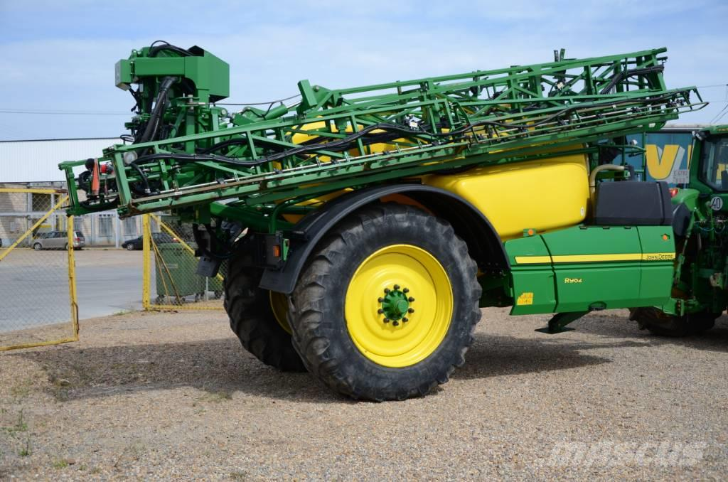 Used John Deere R 962 i trailed sprayers Year: 2014 for sale