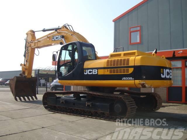 JCB JS330LC TIER 2