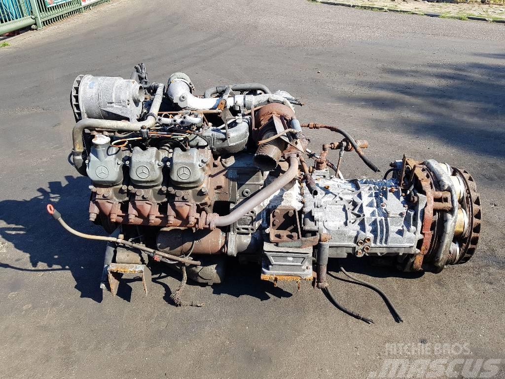 Mercedes-Benz OM401LA