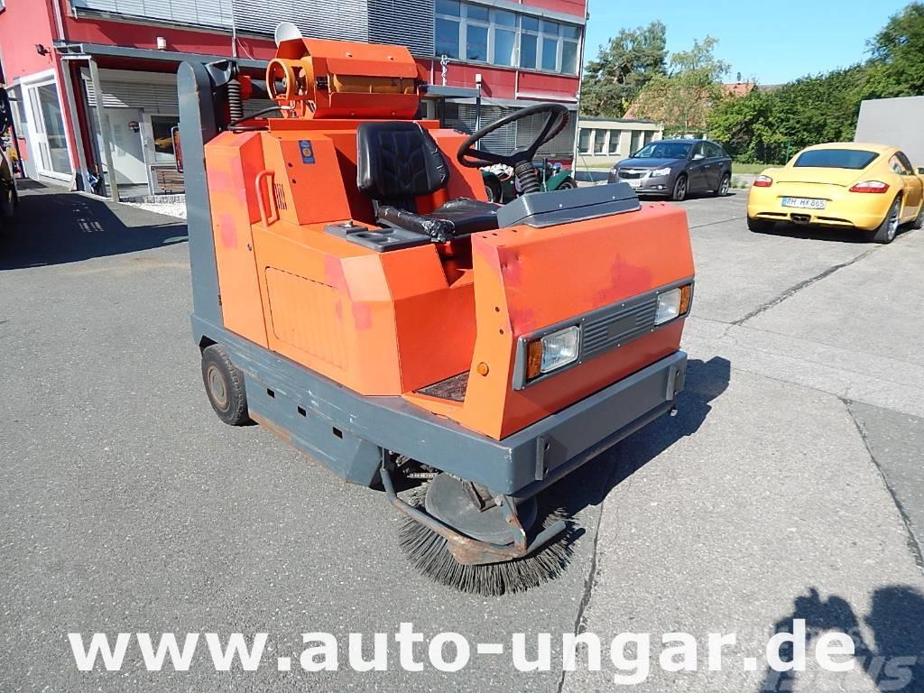 Hako Jonas 1450 V LPG  Gas Kehrmaschine