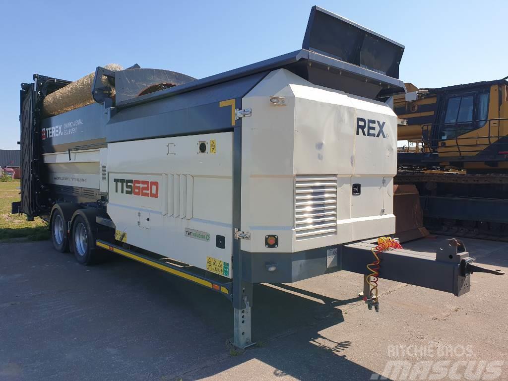 Terex TTS 620