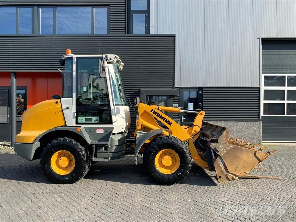 Liebherr L 508 Stereo (Top conditie!)