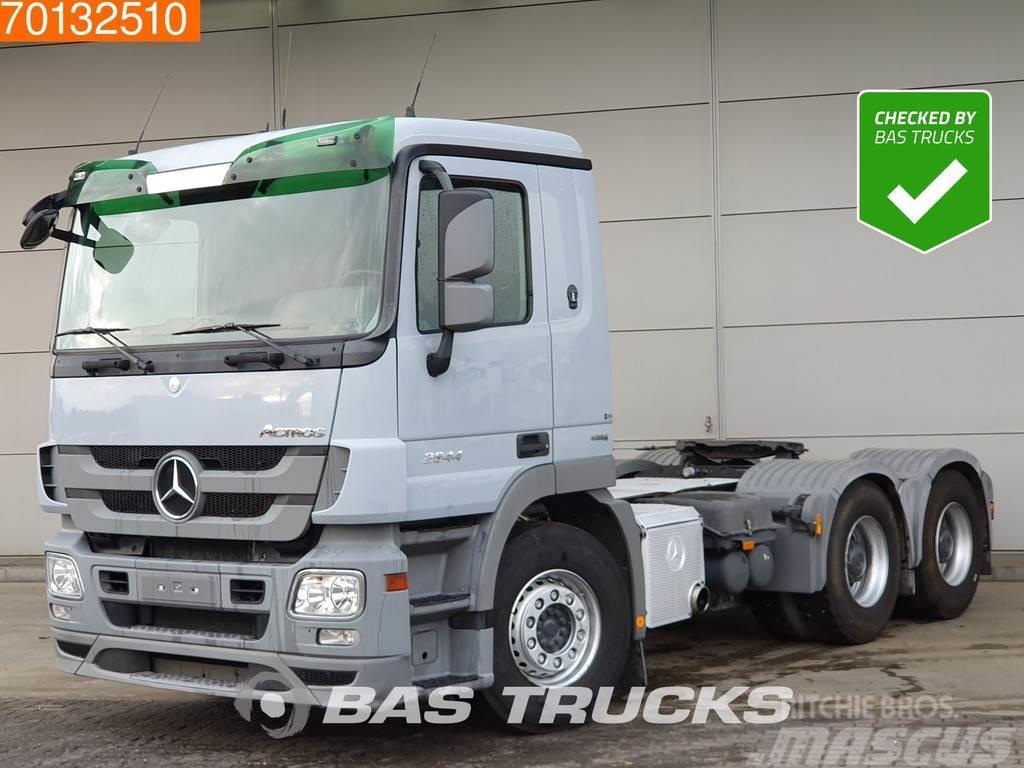 Mercedes-Benz Actros 2644 LS 6X4 Hydraulik PowerShift Euro 5