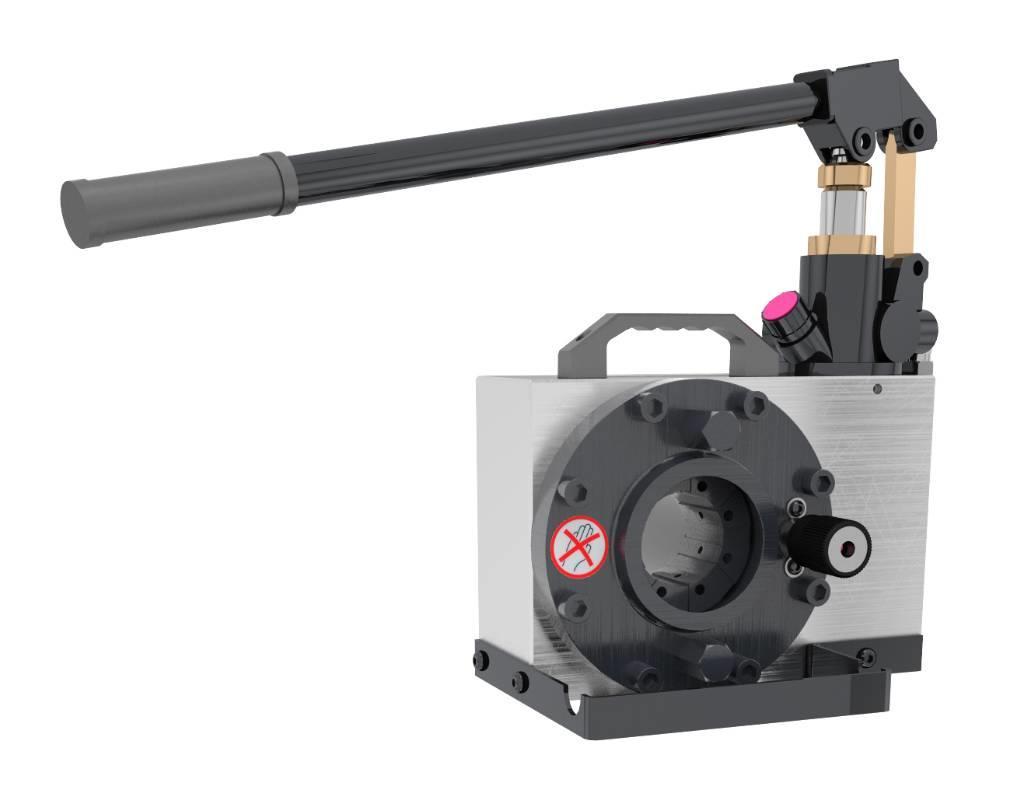 Techmaflex Manuell Slangpress Hcrimp-80
