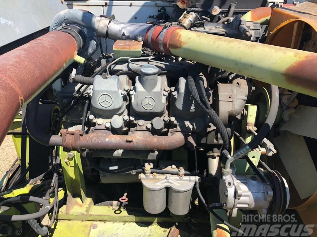 MB Trac OM 441LA ENGINE