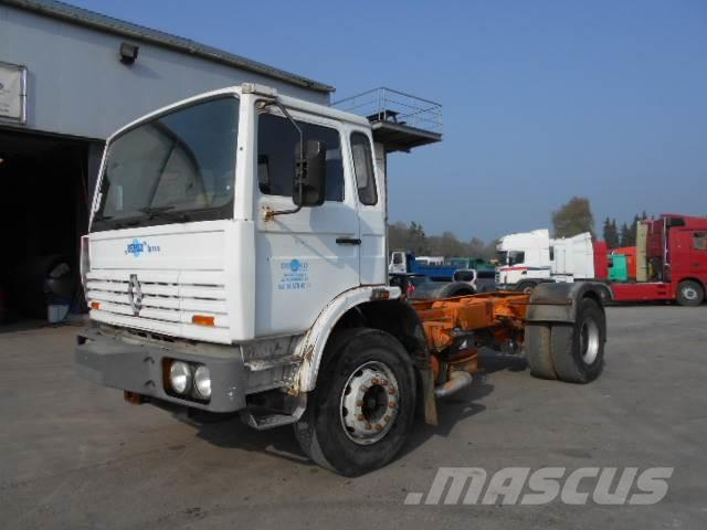 Renault G 220 Manager (FULL STEEL SUSP.)
