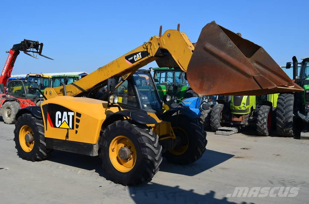 Caterpillar TH 407