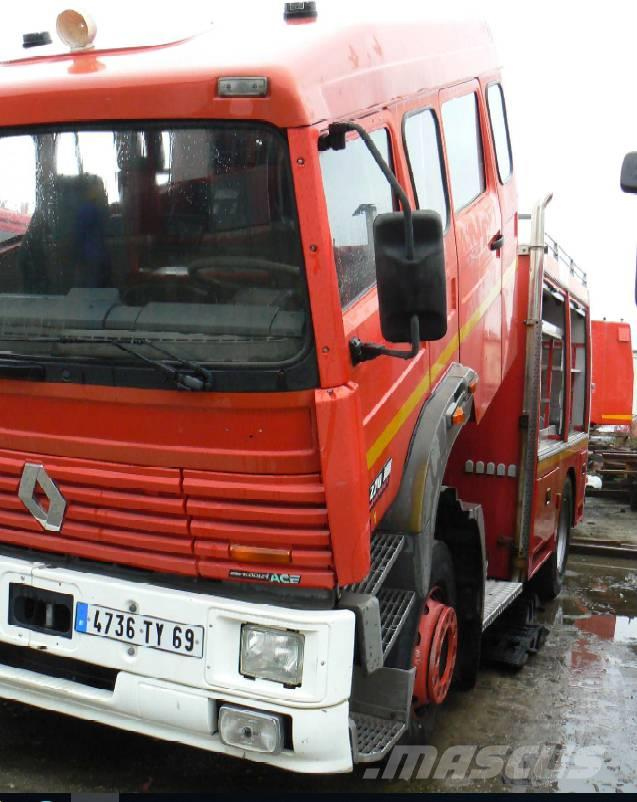 Renault Manager Pożarniczy