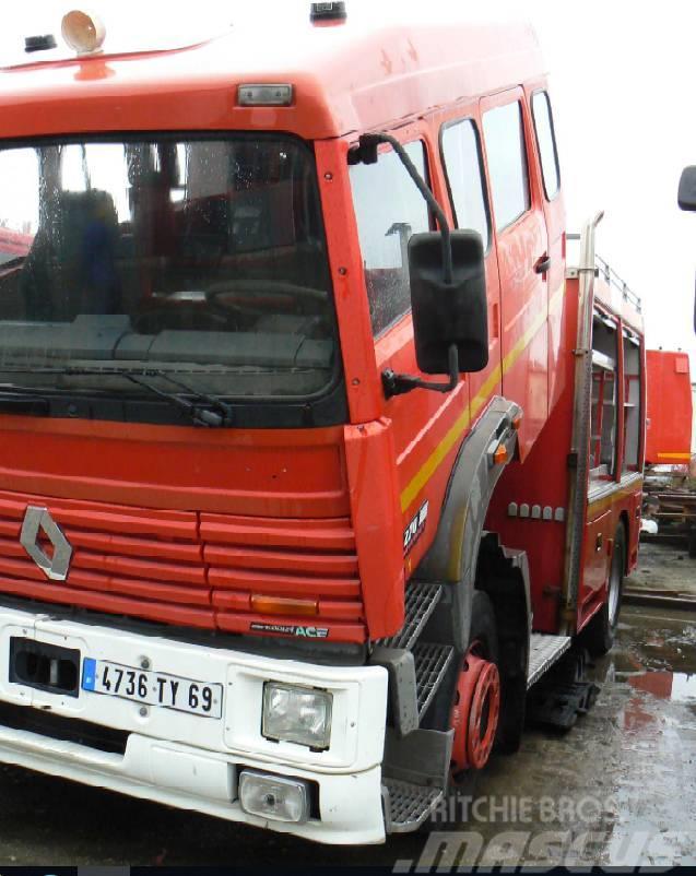 Renault Menager Pożarniczy