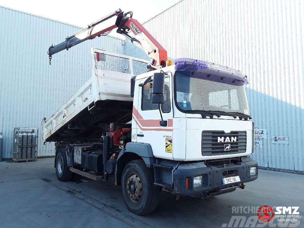 MAN FE 310 A Palfinger pk16000