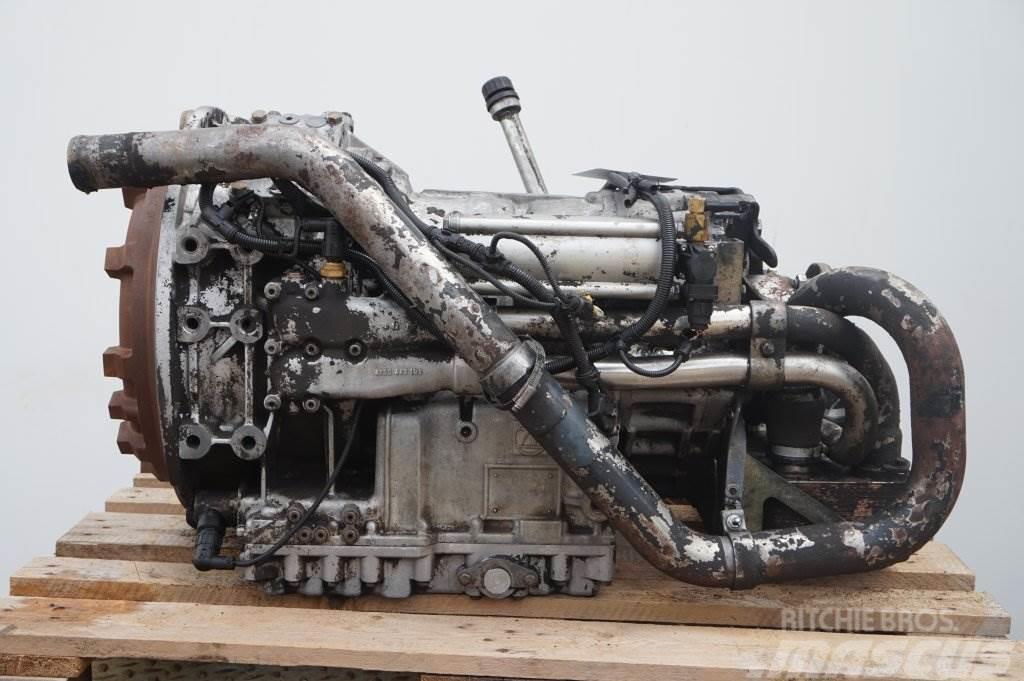 ZF 6HP602C