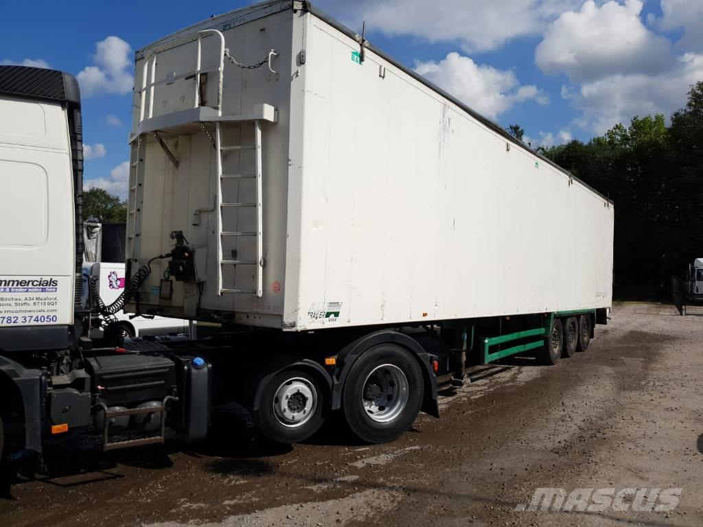 Stas walking floor trailer