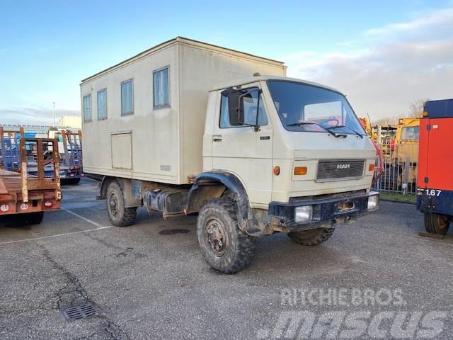 MAN 8.150 4*4 Service Truck complete