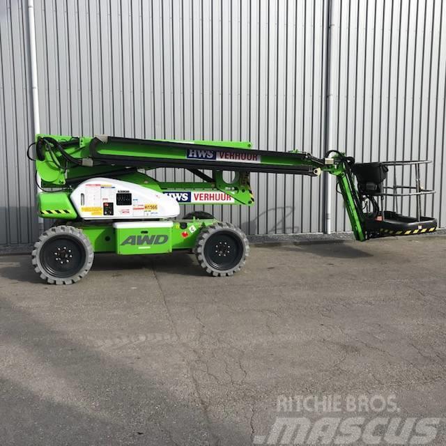 Niftylift HR 21 Hybrid 4x4