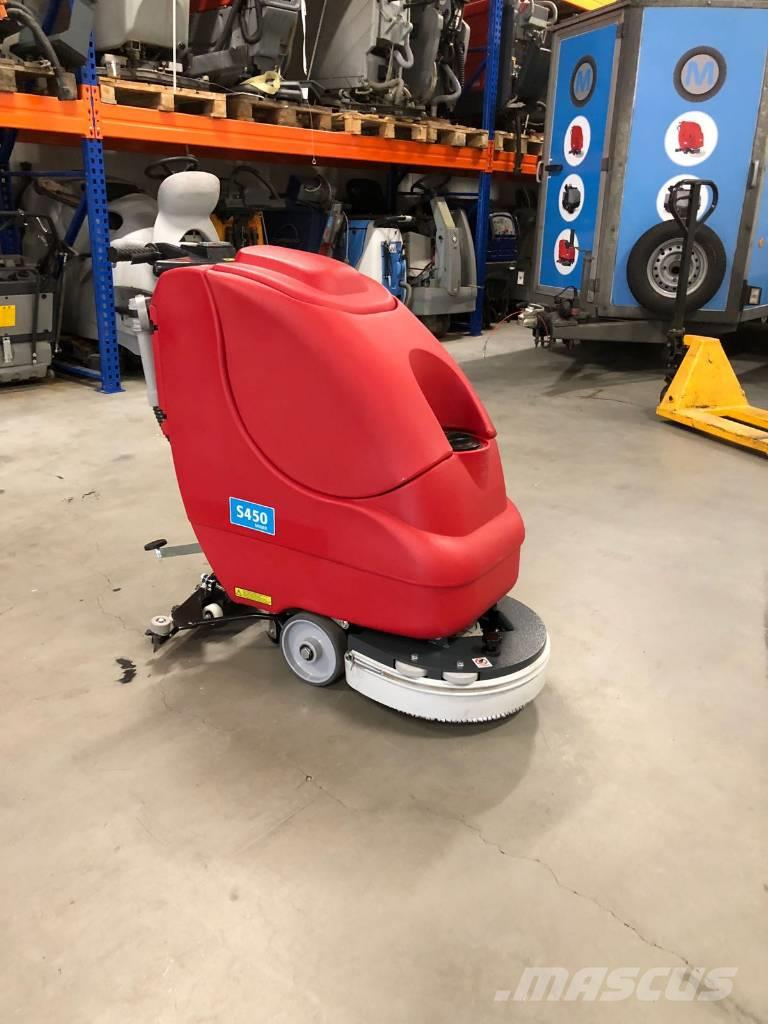 [Other] schrobmachine Meijer S450E