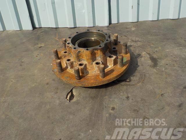 MAN TGA Wheel hub rear 81357010155