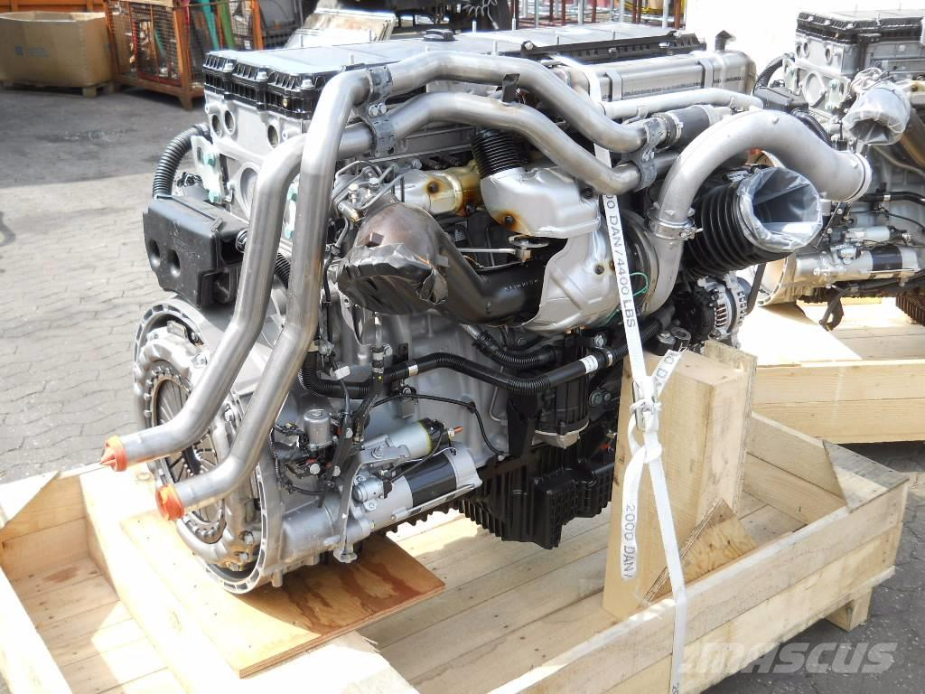 Used mercedes benz om470la om 470 la engines year 2016 for Mercedes benz rebuilt engines