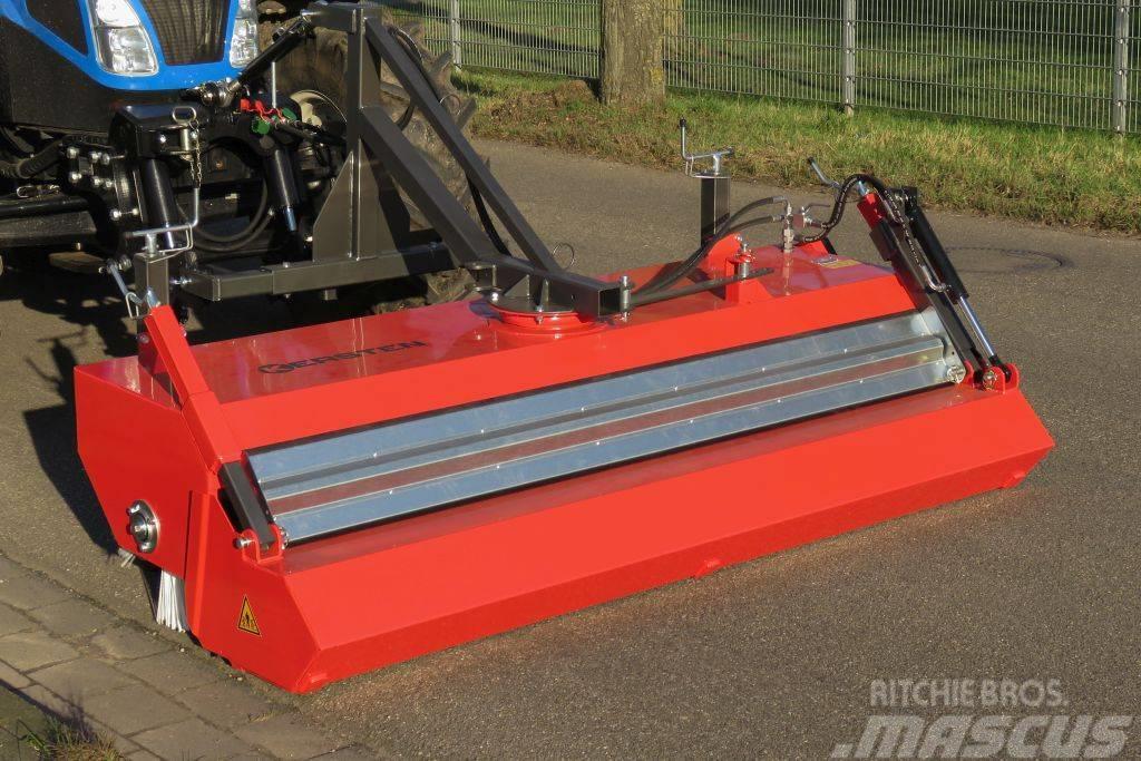 Kersten KM52 veegmachine voor tractoren en werktuigdragers