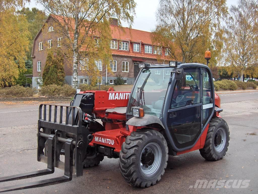 Manitou MLT 523 T