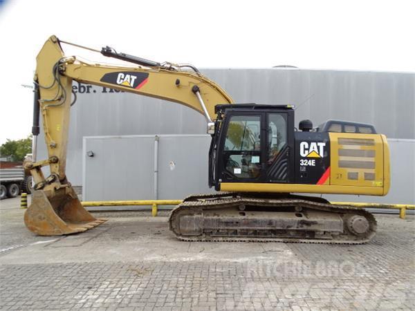 Caterpillar 324E LN
