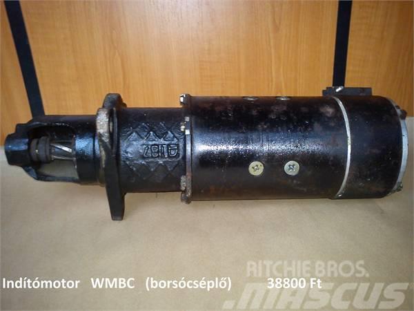 [Other] Indítómotor WMBC (borsócséplő)