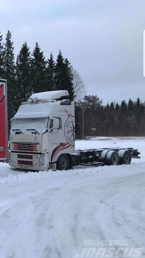 Volvo FH 500 6x2