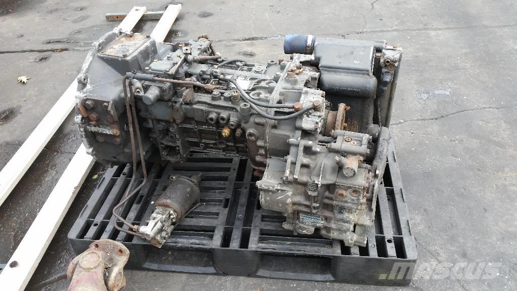 ZF ECOMID ZF 8S180IT