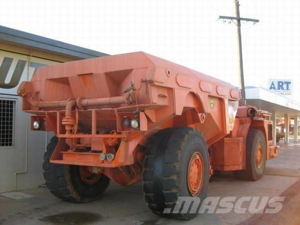 SMC Sandvik Toro 40D Articulated Truck, Water Cart