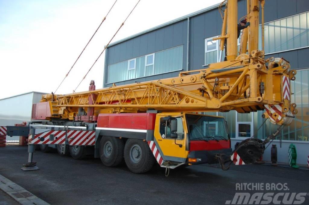Liebherr LTM 1300-1 , 2000 - All terrain cranes - Mascus Ireland