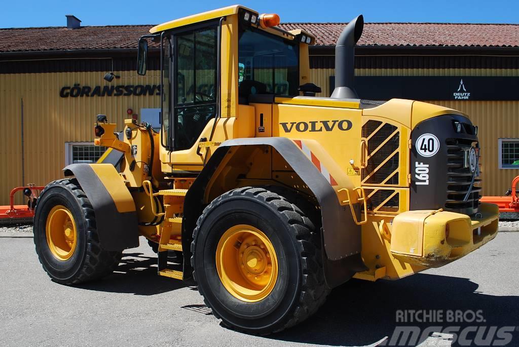 Volvo L60F endast 7433h
