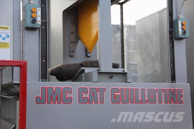 Jmc McIntyre Katalysator genbrug
