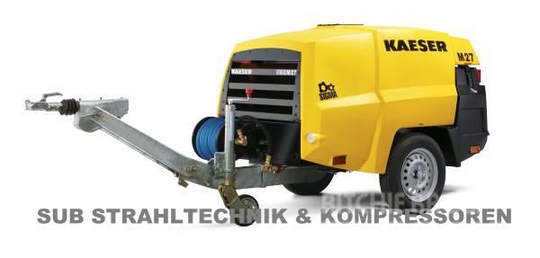 Kaeser M27 Neu - kurzfristig verfügbar / Mietkauf € 150,-