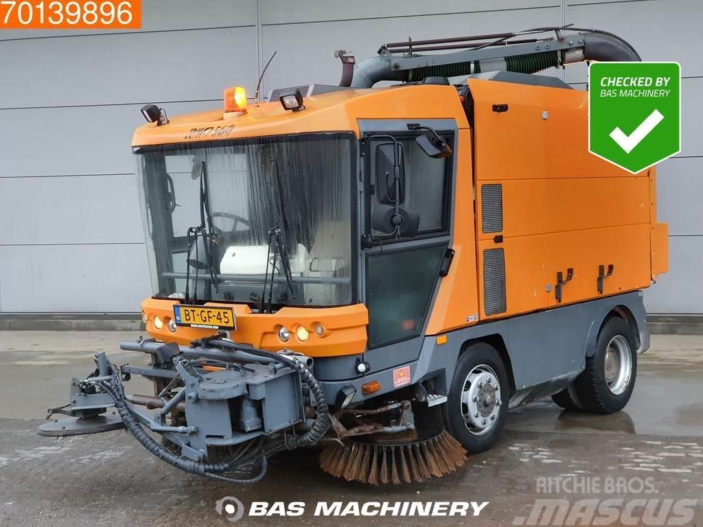 Ravo 580 DUTCH SWEEPING MACHINE
