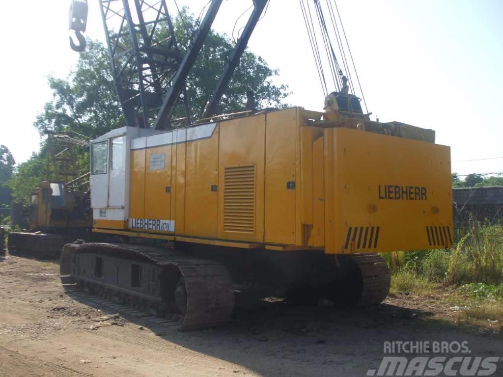 Liebherr HS 870