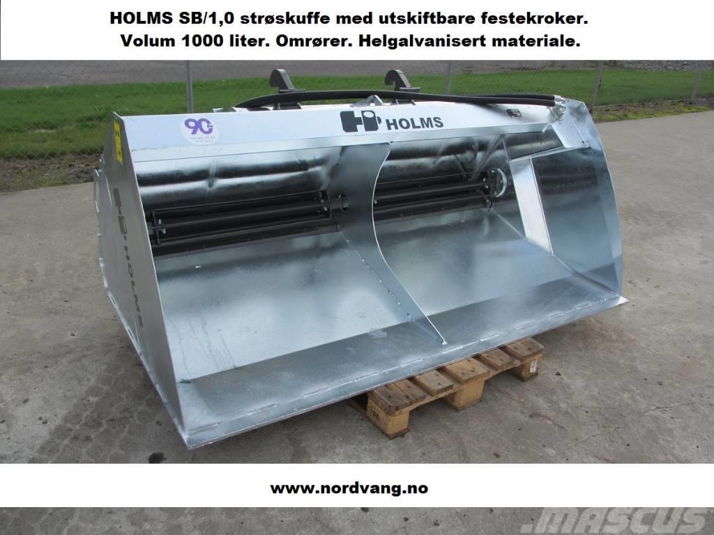 Holms SB-1,0 strøskuffe