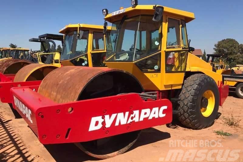 Dynapac 2009 Dynapac CA602D